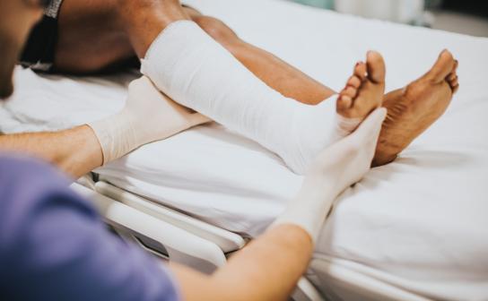 Травматология: лечение травм и переломов конечностей