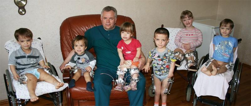 Лечение ахондроплазии в Ладистен клиник