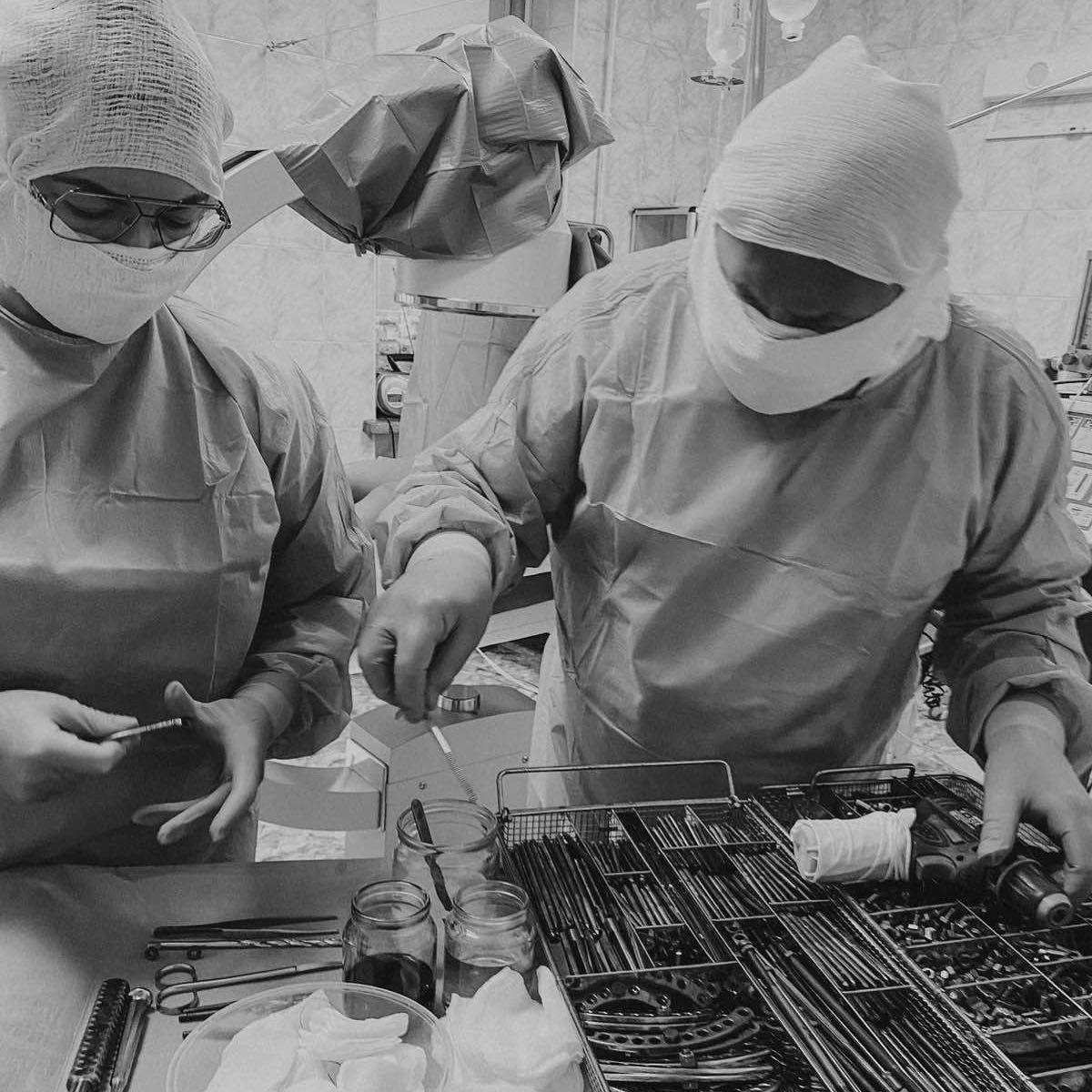 Операция при лечении Coxa Valga
